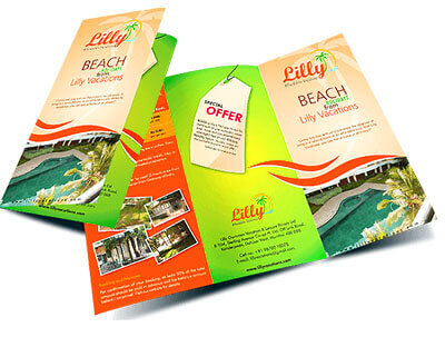 Brochure Design in Nepal